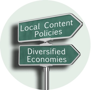 Do Local Content Policies capture increased value from the mining industry?