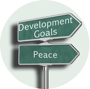 Peace Must Underpin the New Development Goals