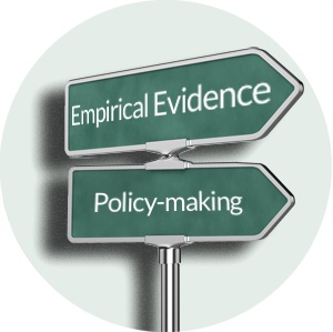 Basing Policy on Empirical Evidence